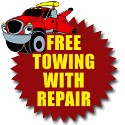 Sergeant Clutch Discount Manual Transmission Repair Shop in San Antonio Texas offers Free Transmission Check - Free Towing